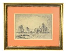 Image of Etching Original Prints