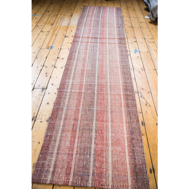 """Contemporary New Kilim Rug Runner - 2'8"""" X 11'9"""" For Sale - Image 3 of 6"""