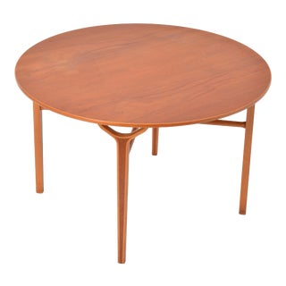 Ax Table by Peter Hvidt and Orla Mølgaard-Nielsen For Sale