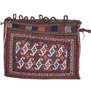 Afshar Sumak Saltbag For Sale