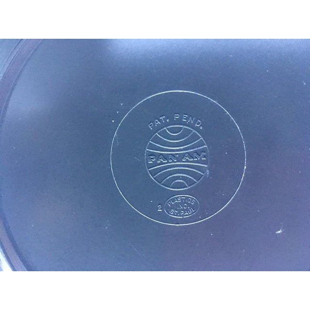 Mid-Century Modern Pan Am Airlines Melamine Plates Dinnerware Service, 1960s - Set of 74 For Sale - Image 12 of 13