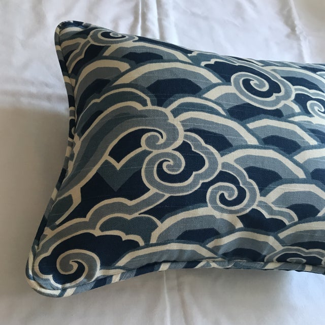 Modern Sarah Richardson for Kravet Lumbar Pillow For Sale - Image 3 of 8