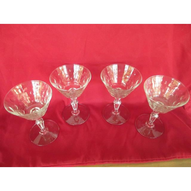 Cocktail Glasses - Set of 4 - Image 2 of 4