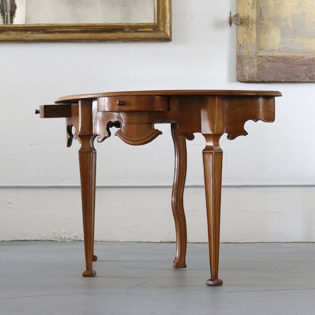 Mexican Chippendale console table takes Thomas Chippendale to a charming level. Exuding it's county of origin it is so...