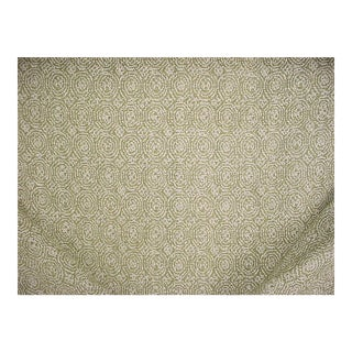 Traditional Zimmer & Rhode Travers Beaufort Geometric Textured Upholstery Fabric - 2-7/8 For Sale
