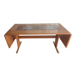 Mid-Century Gangso Mobler Dining Room Table