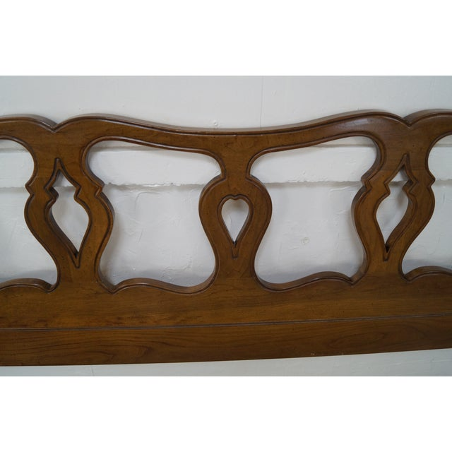 Quality French Louis XV Style King Size Headboard - Image 7 of 10
