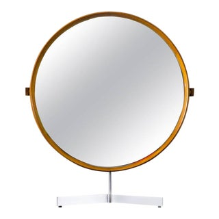 Uno & Osten Kristiansson Tabletop Mirror For Sale