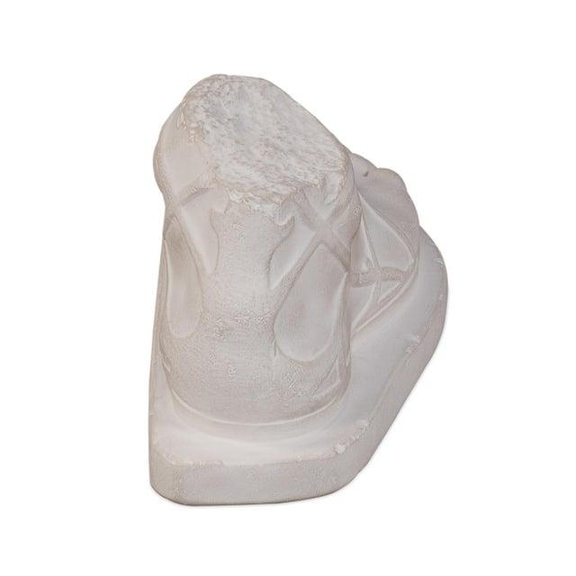 Sarreid Ltd Plaster Spartan Foot Model - Image 3 of 7
