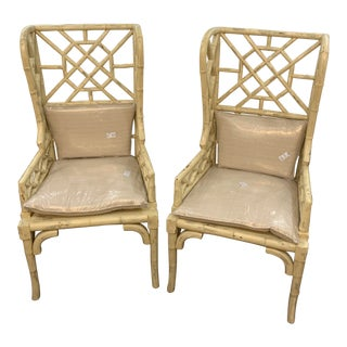 Guildmaster Wingback Chair For Sale