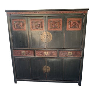 Chinese Made Dresser From 1800's For Sale