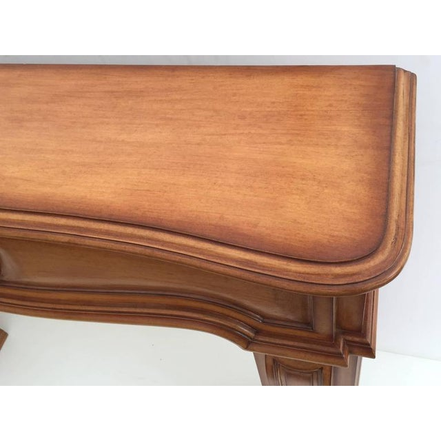 Carved Architectural Fireplace Mantel - Image 6 of 7