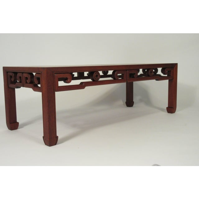 1950s Asian Coffee Table For Sale - Image 9 of 13