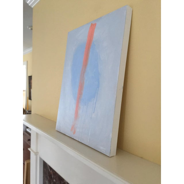 "Abstract Painting ""Hope Springs - Uprising"" by Stephen Remick For Sale In Providence - Image 6 of 7"