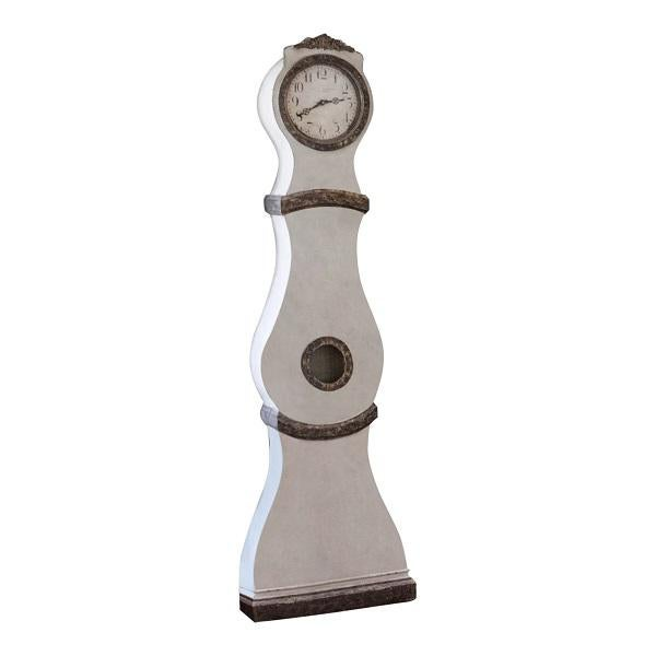 Not Yet Made - Made To Order Reproduction Swedish Mora Clock For Sale - Image 5 of 5