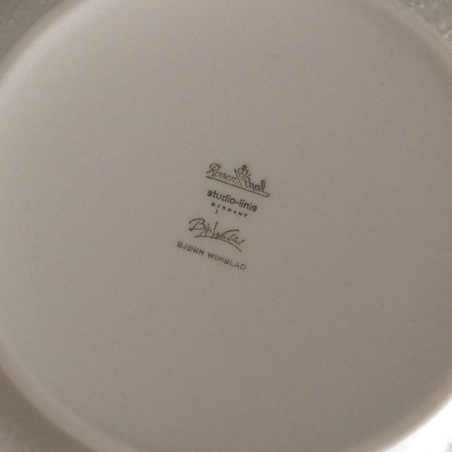 Wiinblad Rosenthal Studio Fantasia Porcelain Bowl - Image 6 of 6