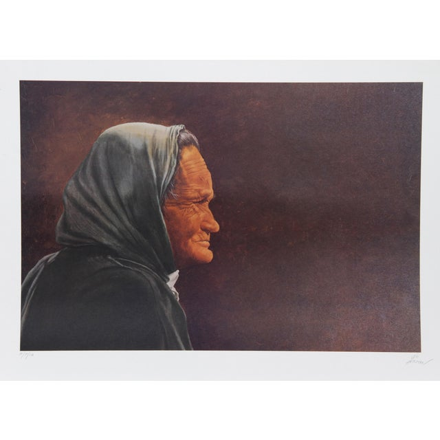 Modern Vic Herman, I Have No Complaints, Lithograph For Sale - Image 3 of 3