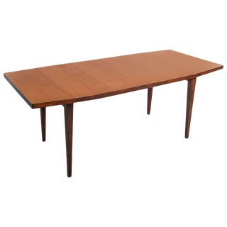 Extra Long Dining or Conference Table by Kondor Möbel-Perfektion, 1960s For Sale