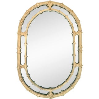 1971 Roche Style Mirror For Sale