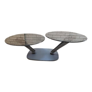 Viper Coffee Table by Emanuele Zenere for Cattelan Italia For Sale