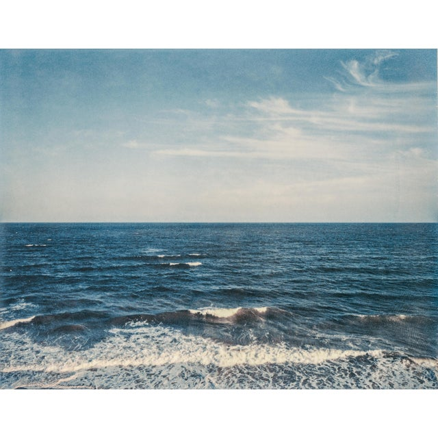 """""""The End of Summer"""" Contemporary Seascape Photograph by Guy Sargent For Sale"""