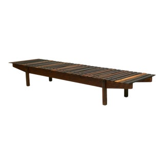 Mucki Bench by Sergio Rodrigues For Sale