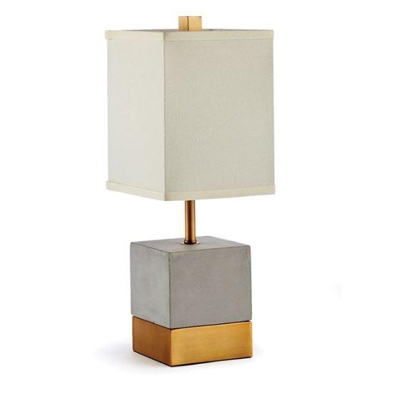 Metal Kenneth Ludwig Chicago Serena Concrete Lamp For Sale - Image 7 of 7