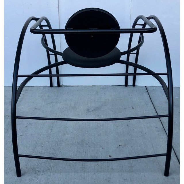 1980s Quebec 69 Spider Chair by Les Amisca For Sale - Image 5 of 8