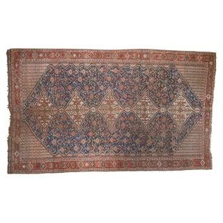 """Vintage Qashqai Carpet - 5'3"""" X 8'6"""""""