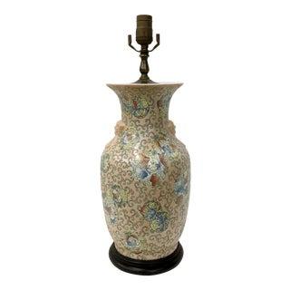 Botanical Modern Lamp For Sale