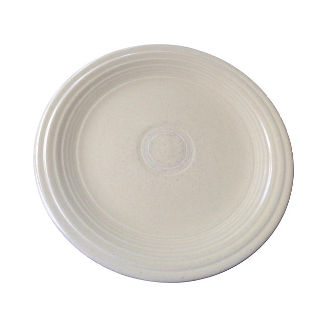 "Vintage Fiestaware 9"" Luncheon Plate For Sale"