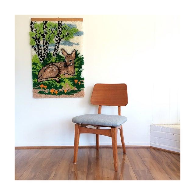 1950s Mid Century Teak Chair - Image 8 of 8