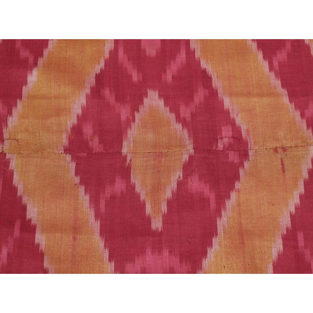 Ikat Hanging For Sale - Image 4 of 6
