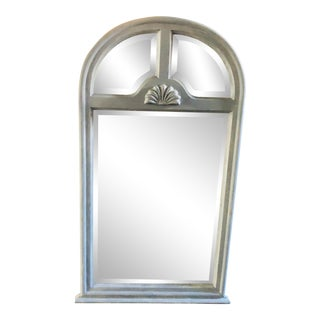 Georgian Gray Mirror