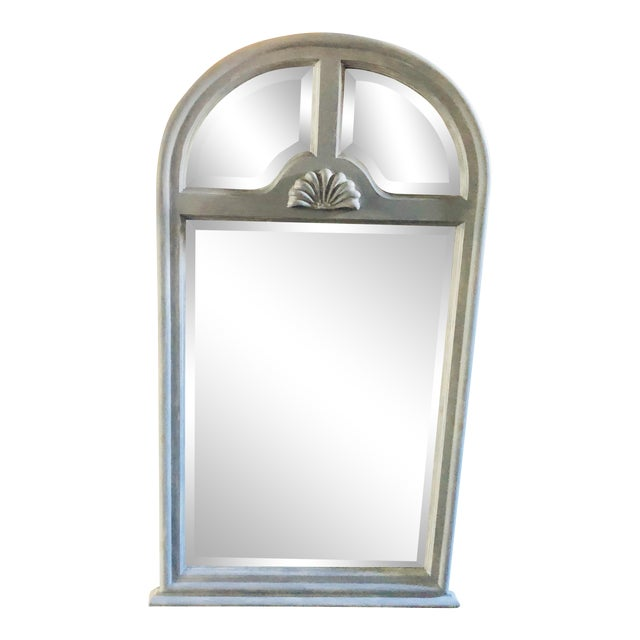 Georgian Gray Mirror For Sale