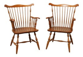 Image of Conant Ball Side Chairs