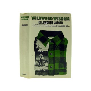 Wildwood Wisdom by Ellsworth Jaeger For Sale
