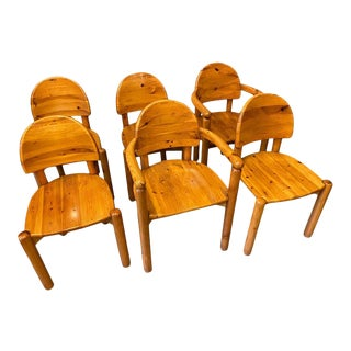 Chairs by Rainer Daumiller for Hirtshals Sawmills, 1960s, Set of 6 For Sale