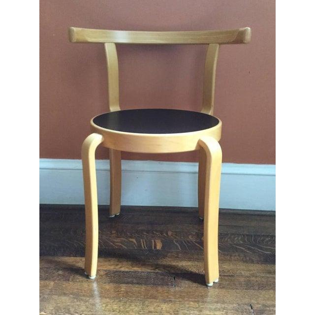 Vintage Rud Thygesen & Johhny Sørensen Model 802 Chairs - Set of 6 For Sale - Image 5 of 8