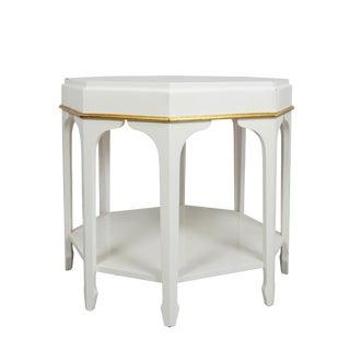 Moroccan Alden Parkes Westchester End Table For Sale