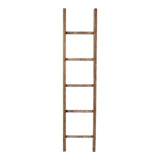 Antique Wood Picking Ladder