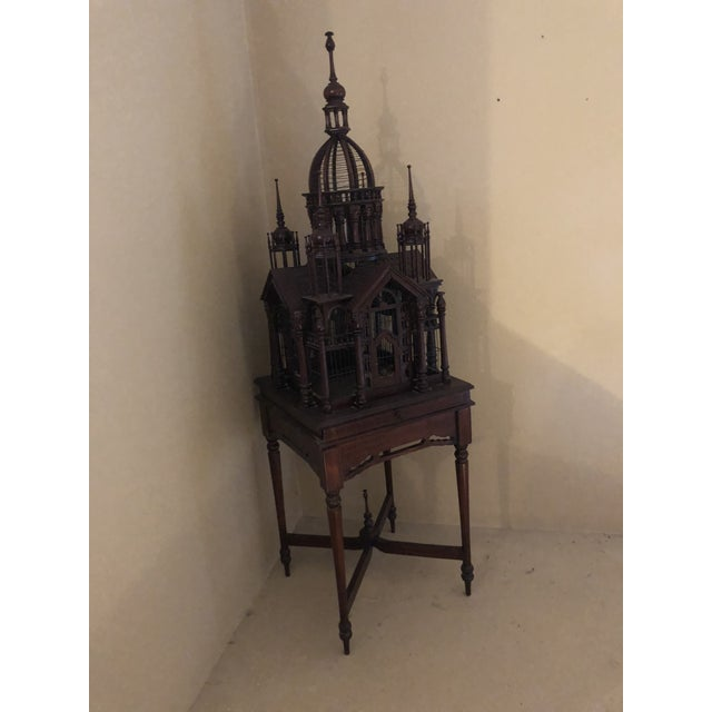 Antique Victorian Birdcage - Image 9 of 9