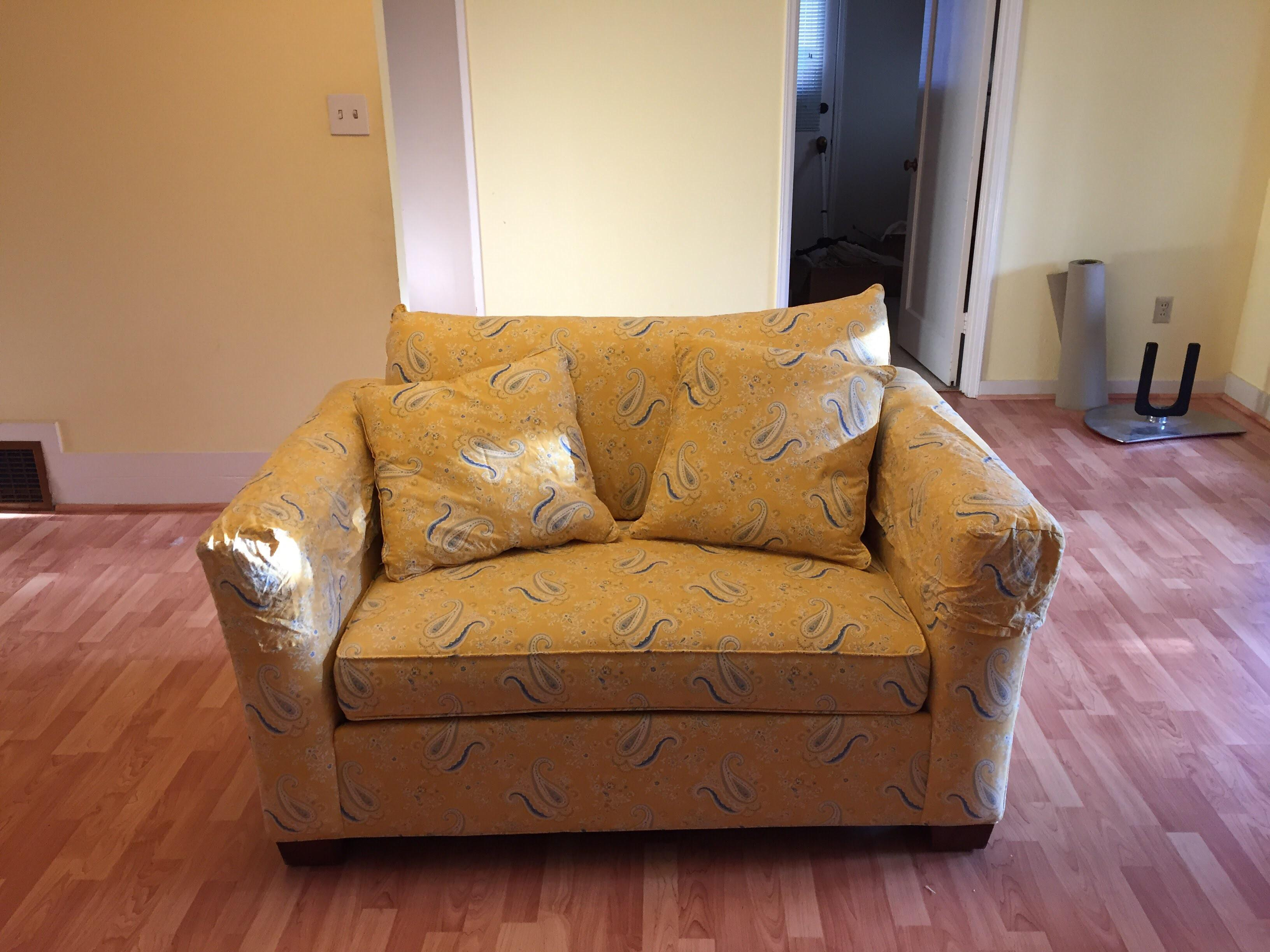 Genial Ethan Allen Chair And A Half   Image 2 Of 10