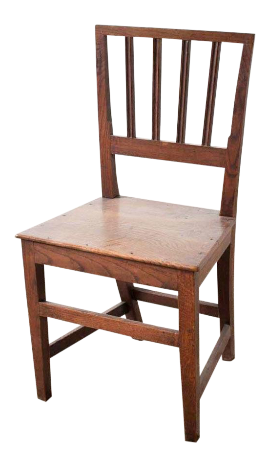 Early 20th Century Antique Wood Chair Chairish