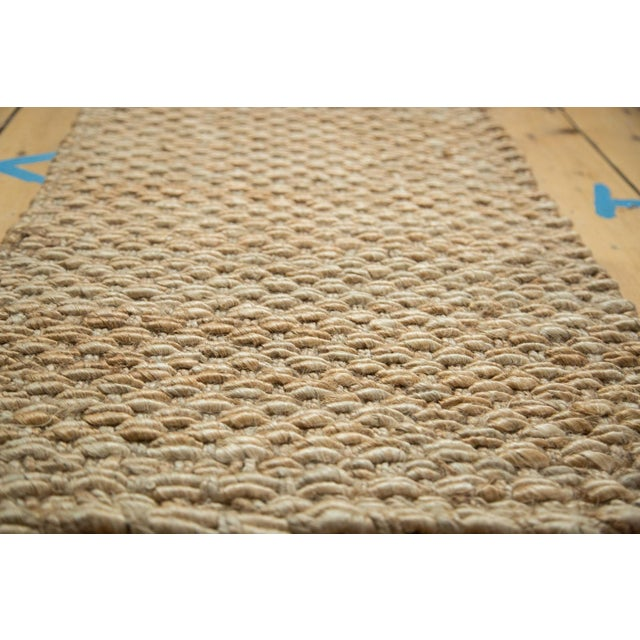 """Hand Braided Gold Entrance Mat - 2' X 3'2"""" - Image 2 of 2"""