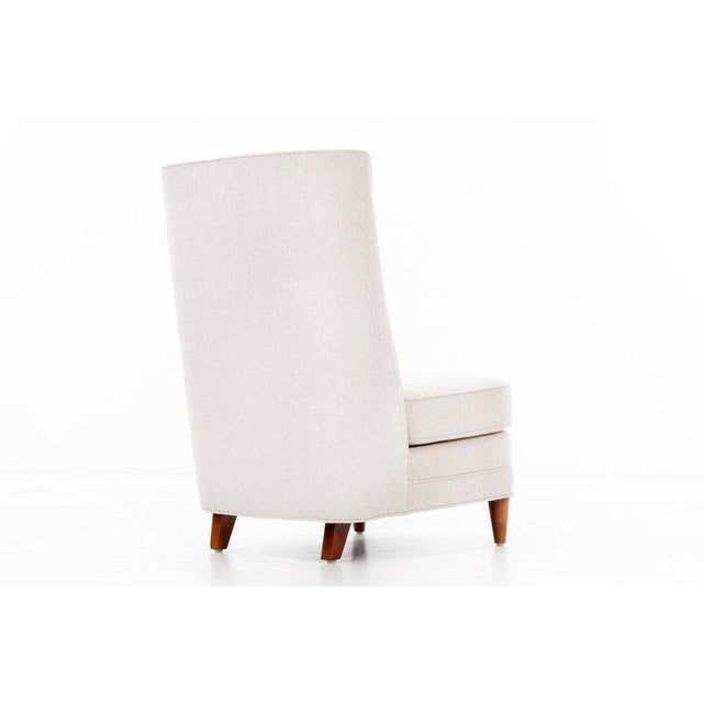 Paul Laszlo High-Back Lounge Chairs For Sale - Image 10 of 12
