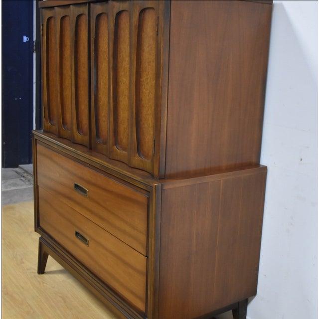Two-Tier Mid-Century Modern Dresser - Image 5 of 10