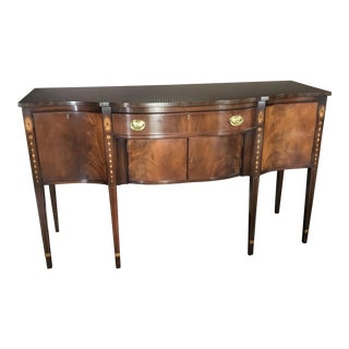 Kittinger Traditional Mahogany Sideboard / Credenza