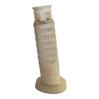 Vintage Leaning Tower of Pisa For Sale
