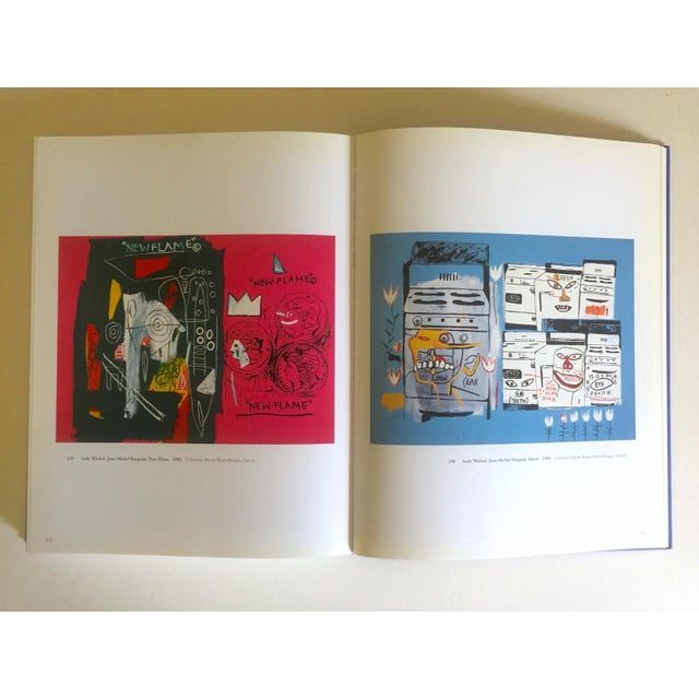 """Contemporary """" Andy Warhol Retrospektive """" Rare 1st Edtn Vintage 2001 German Exhibition Collector's Hardcover Art Book For Sale - Image 3 of 13"""
